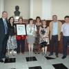 Diploma de Mèrit de Serveis Distinguits a la Ciutat de Tarragona